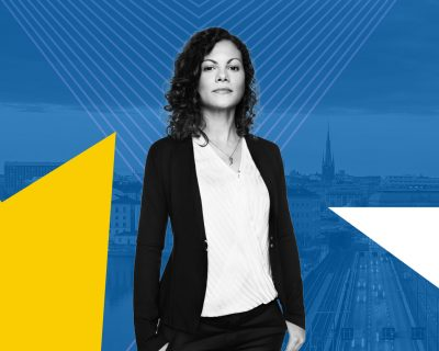 """Elsa Stefenson: """"La cámara es una plataforma que posibilita a la comunidad empresarial sueca intercambiar experiencias sobre los desafíos y oportunidades que influencian sus operaciones en el extranjero."""""""